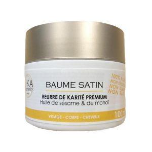 BEURRE DE KARITE SESAME & MONOÏ 500ml - OKA Cosmetics : canopy