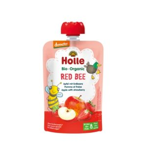 RED BEE POUCHY DEMETER 100g - HOLLE / CANOPY