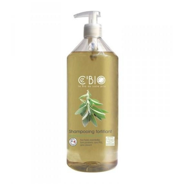 SHAMPOING FORTIFIANT 1L - CE'BIO / CANOPY