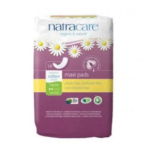 SERVIETTE MAXI REGULAR X14 - NATRACARE / CANOPY