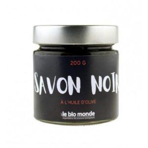 SAVON NOIR 200g - LE BIO MONDE / CANOPY