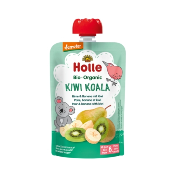 KIWI KOALA POUCHY DEMETER 100g - HOLLE / CANOPY