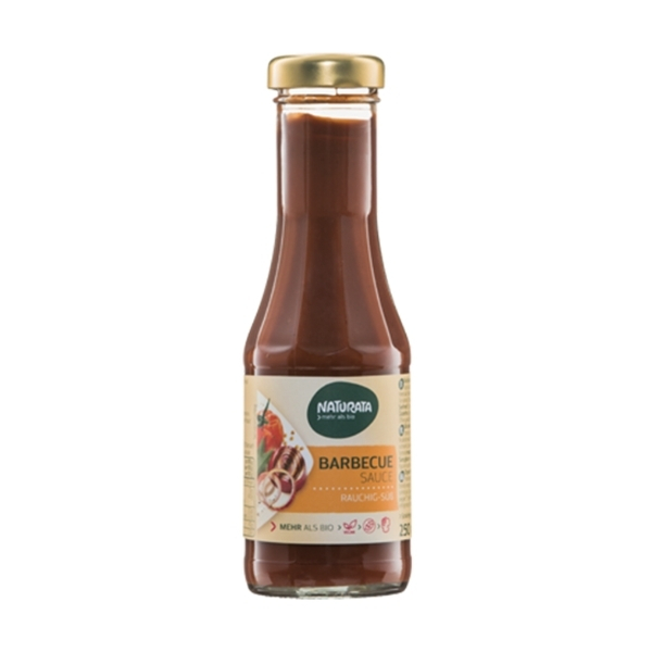 SAUCE BARBECUE 250ml - PURAL / CANOPY