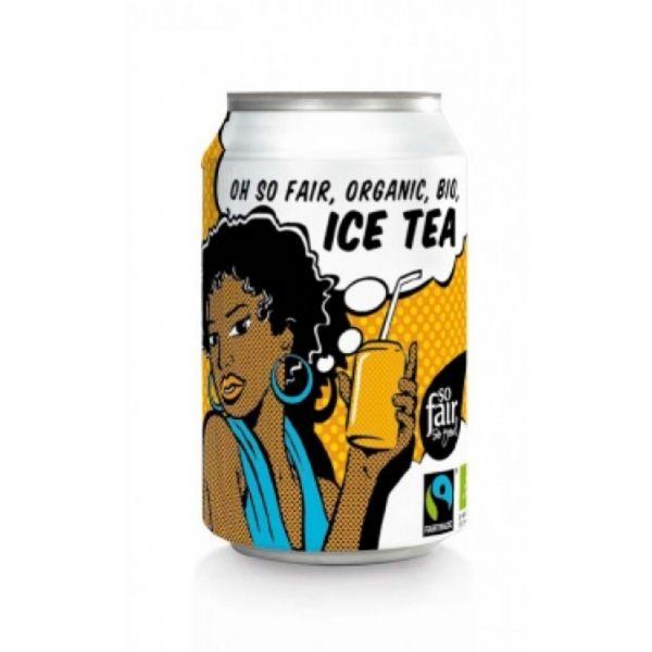 ICE TEA BIO FAIRTRADE 33cl - ARTISANS DU MONDE / CANOPY