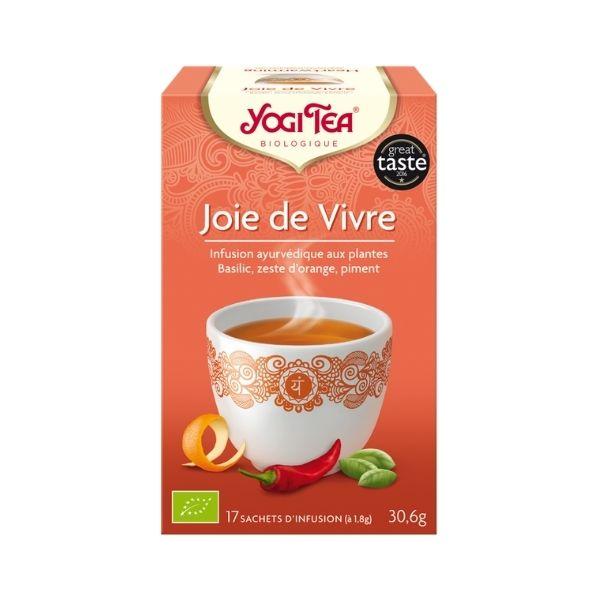 INFUSION JOIE DE VIVRE - YOGI TEA / CANOPY