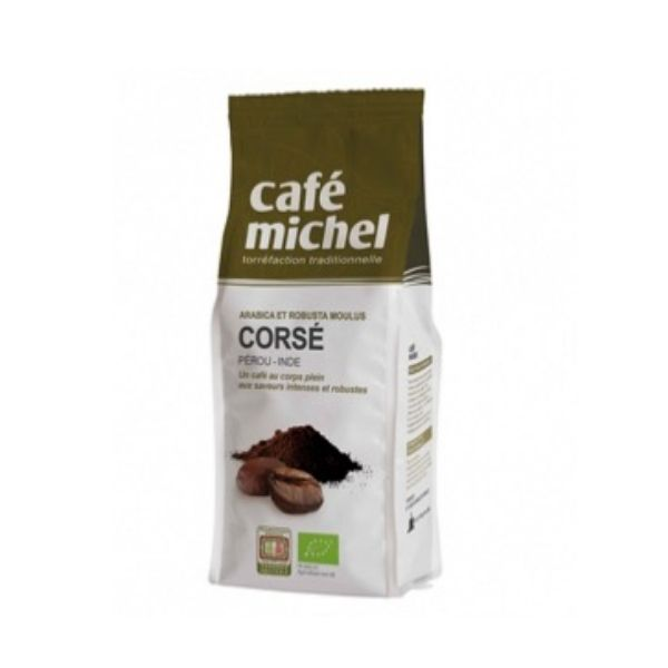 CAFÉ MÉLANGE CORSÉ MOULU 250g - CAFÉ MICHEL / CANOPY