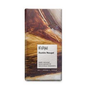 CHOCOLAT NOIR NOUGAT 100g - VIVANI / CANOPY