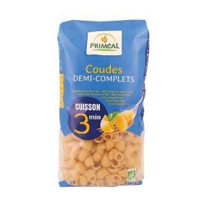 COUDES DEMI-COMPLETS CUISSON RAPIDE 500 G - PRIMÉAL / CANOPY