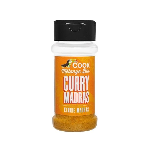 CURRY MADRAS 35G - COOK / CANOPY