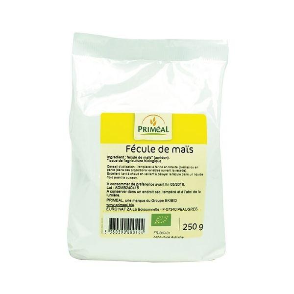 FÉCULE DE MAÏS 250g - PRIMÉAL / CANOPY
