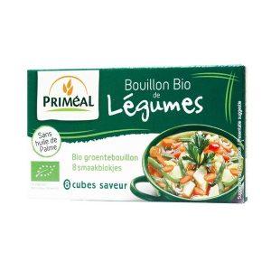 BOUILLON DE LÉGUMES EN CUBE 72g - PRIMÉAL / CANOPY