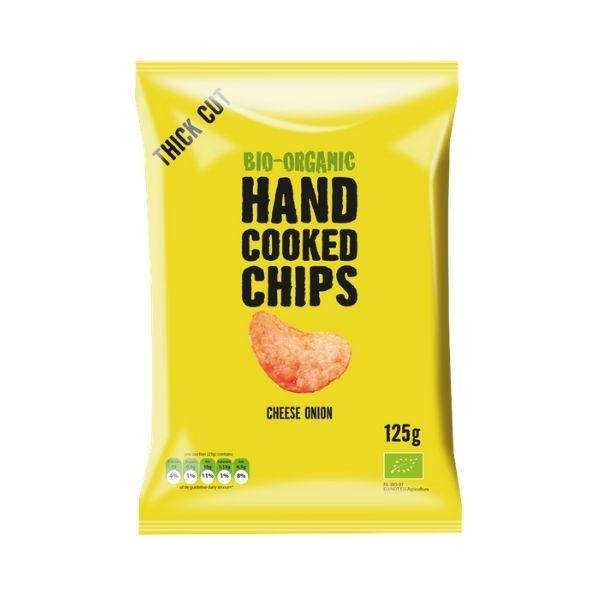 CHIPS A L'ANCIENNE FROMAGE OIGNON 125g - TRAFO / CANOPY