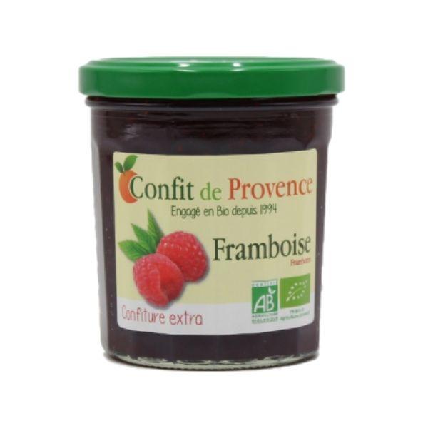 CONFITURE FRAMBOISE 370G - CONFIT DE PROVENCE / CANOPY