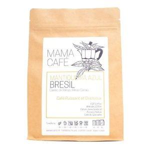 CAFÉ BRESIL GRAINS 1KG - MAMA CAFÉ / CANOPY