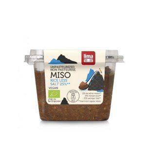 MISO DE RIZ 25% moins de sel 300g - LIMA / CANOPY