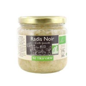 RADIS NOIR LACTOFERMENTÉ 380g - NUTRIFORM / CANOPY