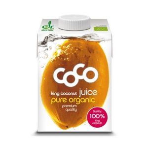 EAU DE COCO PURE KING 500ml - DR ANTONIO / CANOPY