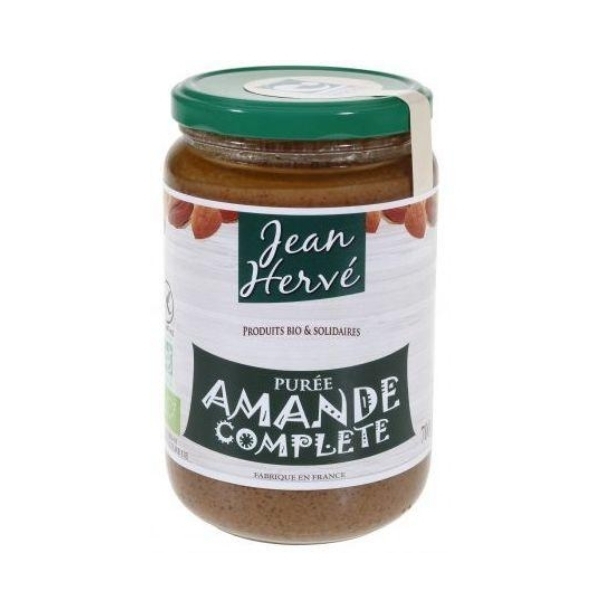 PURÉE AMANDES COMPLETES 700g - JEAN HERVÉ / CANOPY