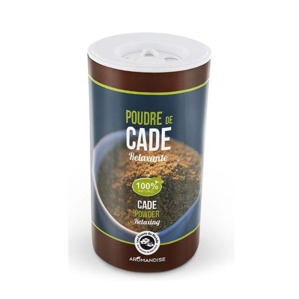POUDRE DE CADE RELAXANTE 30g - AROMANDISE / CANOPY