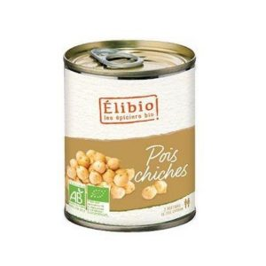 POIS CHICHES 400g - ELIBIO / CANOPY