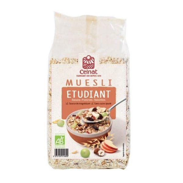MUESLI DE L'ETUDIANT 3kg - CELNAT / CANOPY