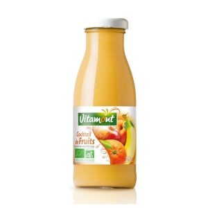 MINI COCKTAIL DE FRUITS 25cl - VITAMONT / CANOPY