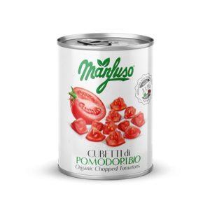 TOMATES CONCASSÉES 400g - MANFUSO / CANOPY