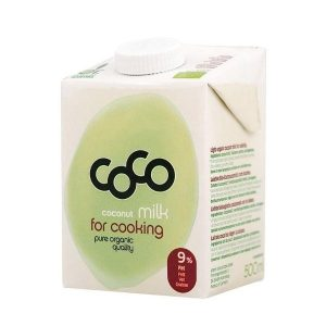 COCO FOR COOKING 500ml - DR. ANTONIO MARTINS / CANOPY