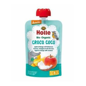 CROCO COCO POUCHY DEMETER 100g - HOLLE / CANOPY