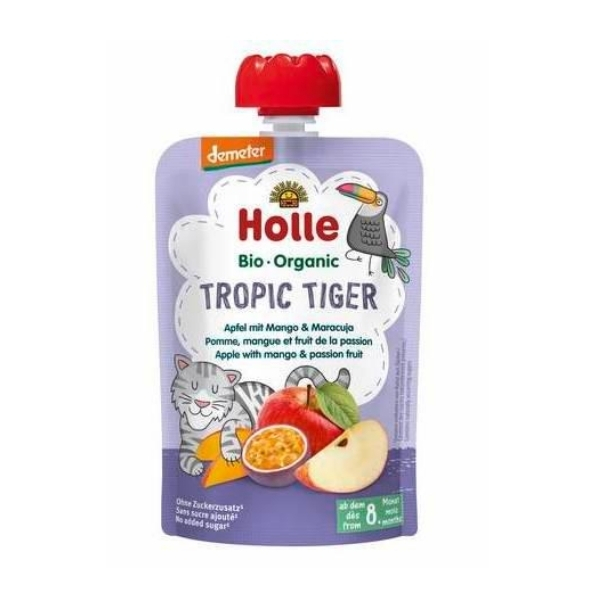 TROPIC TIGER POUCHY DEMETER 100g - HOLLE / CANOPY