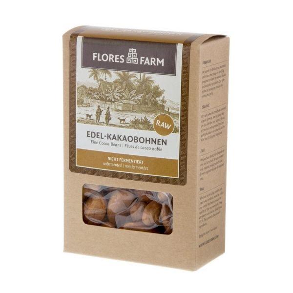 FEVES DE CACAO NOBLE 90g - FLORES FARM / CANOPY