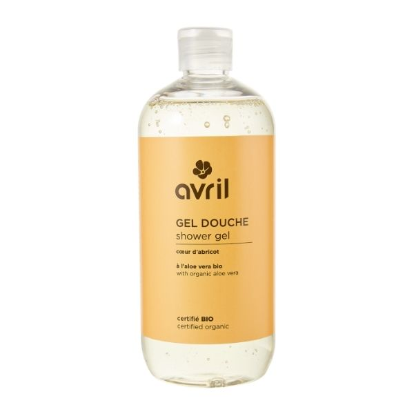 GEL DOUCHE COEUR D'ABRICOT 500ml - AVRIL / CANOPY