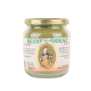 HENNÉ DE SHIRAZ AUBURN 150g - BELIFLOR / CANOPY