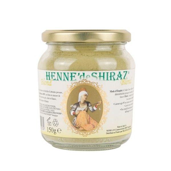 HENNÉ DE SHIRAZ BLOND 150g - BELIFLOR / CANOPY