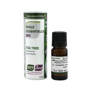 HUILE ESSENTIELLE TEA TREE BIO 10ml - ALTHO / CANOPY