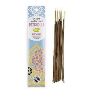 Encens traditionnel patchouli 100% naturel - AROMANDISE / CANOPY