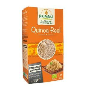 QUINOA REAL BLANC 500 G - PRIMÉAL / CANOPY