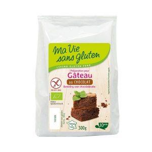 PRÉPARATION pour Gâteau Chocolat 300g - MA VIE SANS GLUTEN / CANOPY