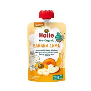 BANANA LAMA POUCHY 100g - HOLLE / CANOPY