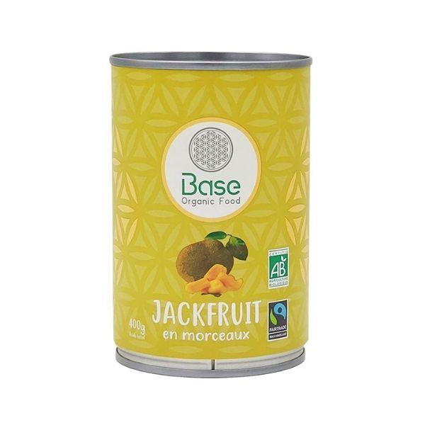 FRUIT DU JACQUIER JACKFRUITS EN MORCEAUX 400G - BASE / CANOPY
