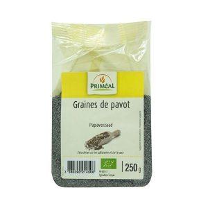 GRAINE DE PAVOT 250g - PRIMÉAL / CANOPY