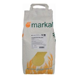 COUSCOUS BLANC 5kg - MARKAL / CANOPY
