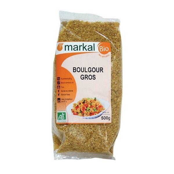 BOULGOUR GROS 500g - MARKAL / CANOPY