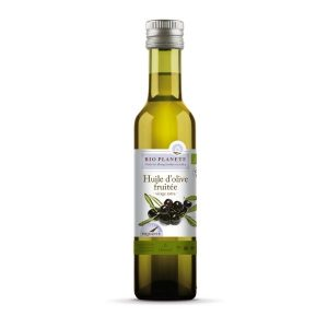 HUILE OLIVE VIERGE EXTRA FRUITÉE 500ml - BIO PLANETE / CANOPY