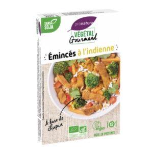 EMINCÉS À L'INDIENNE 200g - VÉGÉTAL GOURMAND / CANOPY