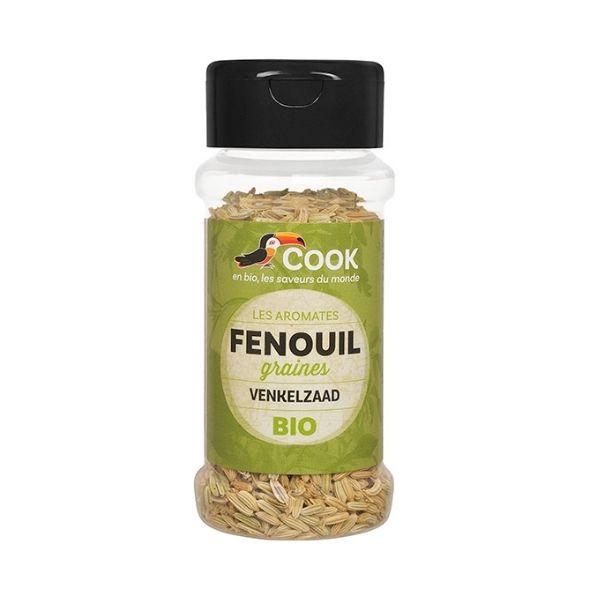GRAINES DE FENOUIL 30g - COOK / CANOPY