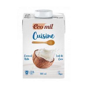 CREME CUISINE LAIT DE COCO 500ml - ECO MIL / CANOPY