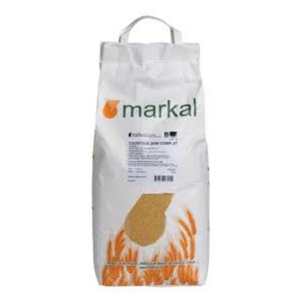 COUSCOUS DEMI-COMPLET 5kg - MARKAL / CANOPY