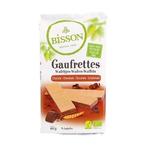 GAUFRETTES CHOCOLAT 190g - BISSON / CANOPY