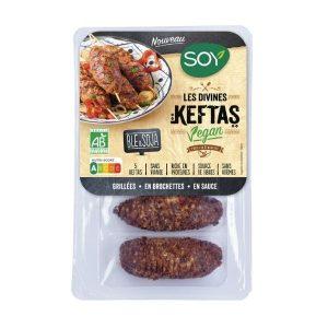 KEFTAS VEGAN 190g - SOY / CANOPY